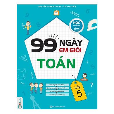 99 Ngày Em Giỏi Toán Lớp 5