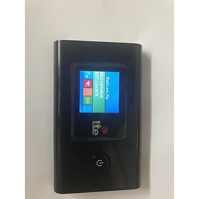 PHÁT SÓNG WIFI TỪ SIM 4G LTE LR112E MAX SPEED 150MB - CÓ MÀN HÌNH LCD HIỂN THỊ (Đen)
