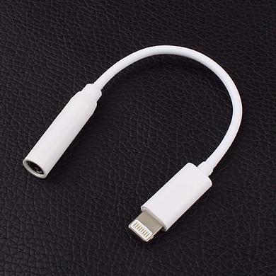 Cáp chuyển đổi dùng cho tai nghe iphone 7, 8, iphone X