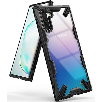 Ốp lưng chống sốc Ringke Fusion X cho Samsung Galaxy Note 10 series - Hàng nhập khẩu