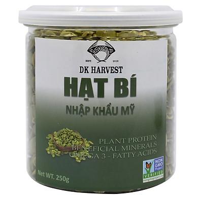 Hạt Bí Xanh DK Harvest (đã tách vỏ)
