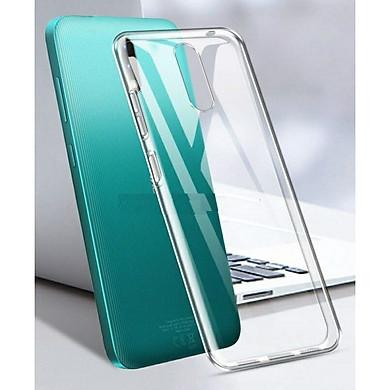 Ốp lưng silicon dẻo trong suốt dành cho Nokia 2.3 siêu mỏng 0.6mm
