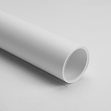 Phông nền nhựa PVC chụp ảnh sản phẩm màu trắng