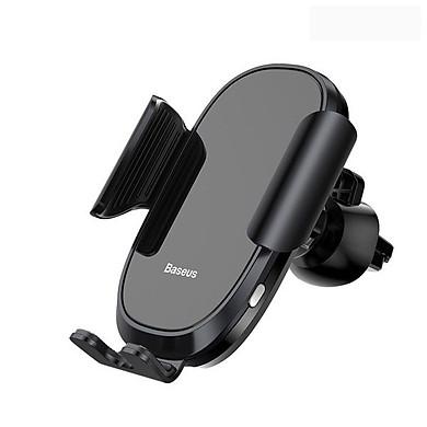 Đế giữ điện thoại khóa tự động bằng cảm biến Baseus Future Series Intelligent Sensor Car - Hàng Chính Hãng