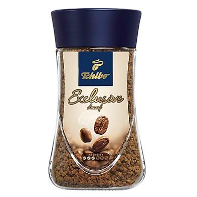 Cà Phê Hòa Tan Tách Caffein Tchibo Exclusive Decaf T100D (100g)