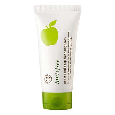 Sữa Rửa Mặt Từ Hạt Táo Innisfree Apple Seed Deep Cleansing Foam (150ml)