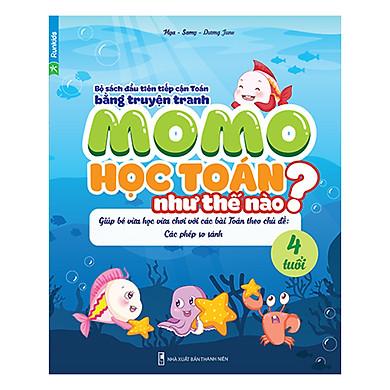 Momo Học Toán Như Thế Nào (4 Tuổi)