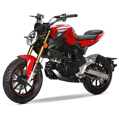 Xe tay côn 110cc AGUSTA MV - đỏ