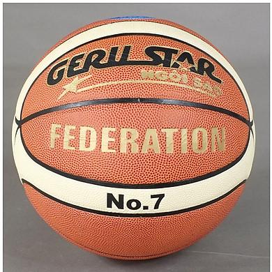 Quả bóng rổ da PU gerustar federation no.7