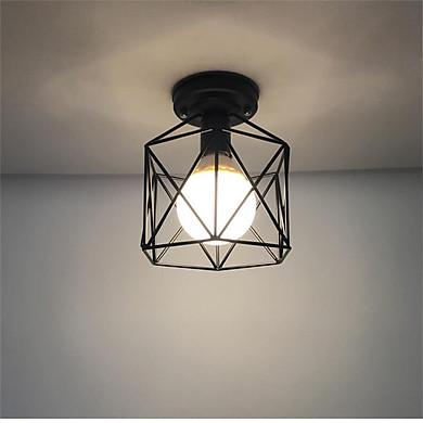 Gobestart Modern LED Ball Pendant Light Kitchen Acrylic Hanging Bedroom Lamp