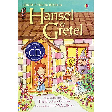 Usborne Hansel and Gretel + CD