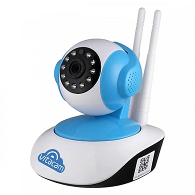 Camera IP Wifi Chính Hãng Vitacam VT1080 2.0MP Full HD