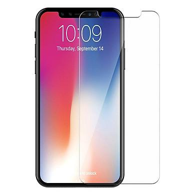 Miếng Dán Cường Lực Glass iPhone X/ Xs (Trong Suốt) - Hàng Nhập Khẩu