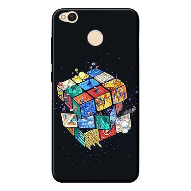 Ốp Lưng Dành Cho Điện Thoại Xiaomi Redmi 4X Rubik