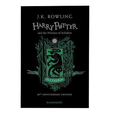 Harry Potter And The Prisoner Of Azkaban (Slytherin Edition Hardback) (English Book)