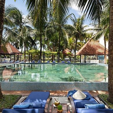 Anantara Resort 5* Hội An - Gói 3N2Đ Gồm Buffet Sáng, Hồ Bơi Ngoài Trời, Xe Đạp Dạo Phố Cổ, Bên Sông Thu Bồn