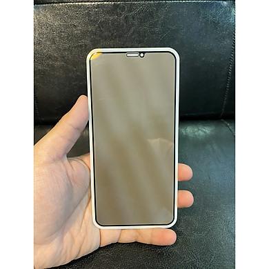 Kính cường lực cho Iphone 11 Pro Max  chống nhìn trộm bảo mật thông tin
