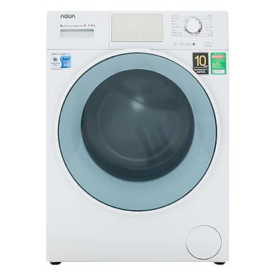 Máy Giặt Cửa Trước Inverter Aqua AQD-D850E (8.5kg) - Hàng Chính Hãng