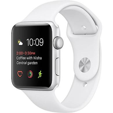 Đồng Hồ Thông Minh Apple Watch Series 3 GPS Aluminium Case With Sport Band - Hàng Nhập Khẩu