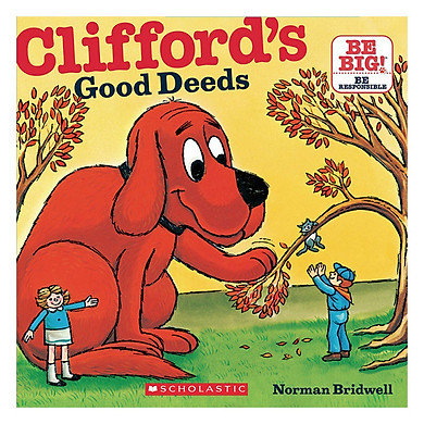 Clifford's Good Deeds (8 x 8)