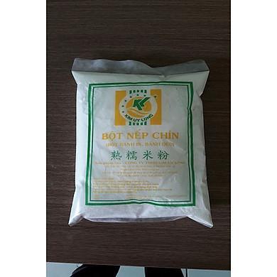 Bột nếp chín (bánh dẻo)  COOKED GLUTINOUS RICE FLOUR 1kg