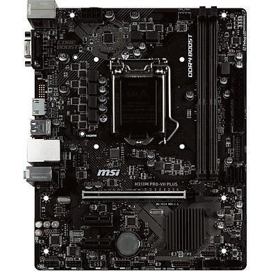 Bo mạch chủ Mainboard MSI H310M PRO-VH PLUS - Hàng Chính Hãng