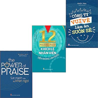 Combo sách: Kỹ Năng Lãnh Đạo - Môi Trường Làm Việc Tích Cực
