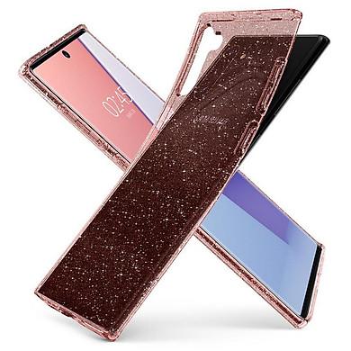 Ốp lưng dành cho Samsung Galaxy Note 10 Spigen Liquid Crystal Glitter - Hàng chính hãng