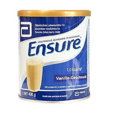 Sữa bột Ensure Powder Vanille-Geschmask 400g - Nhập khẩu Đức
