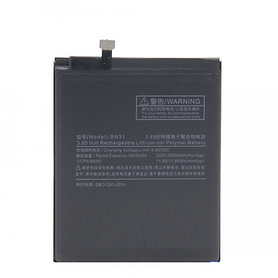 Pin dùng cho Điện Thoại Xiaomi Mi5X / Mi A1 / Redmi Note5A / BN31