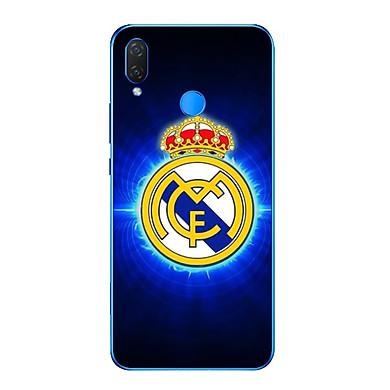 Ốp lưng dẻo cho điện thoại Huawei Y9 2019 - Clb Real Madrid 01