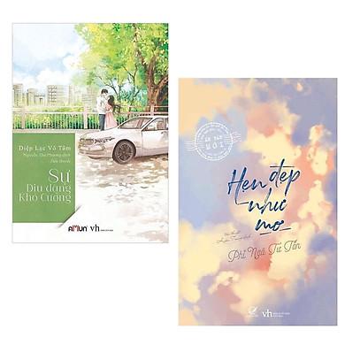 Combo Văn Học Đặc Sắc: Sự Dịu Dàng Khó Cưỡng (Tái Bản 2019) + Hẹn Đẹp Như Mơ (Tái Bản) / Top Những Cuốn Sách Ngôn Tình Thu Hút Nhiều Đọc Giả