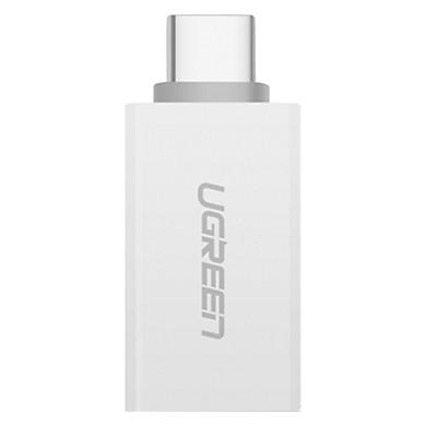 Đầu Chuyển Đổi Ugreen USB Type-C Sang USB 3.0 30155 - Hàng Chính Hãng