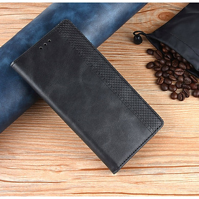 Bao da Xiaomi Mi A3 Flip Wallet Leather dạng ví đa năng - Hàng nhập khẩu