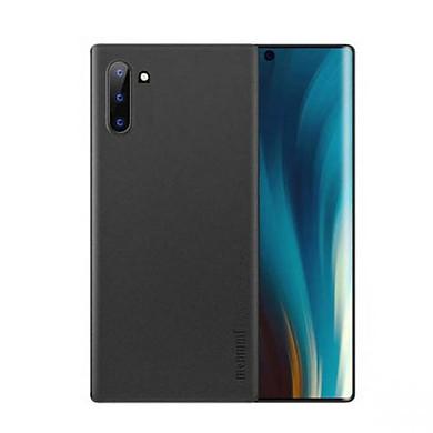 Ốp lưng nhám cho Samsung Galaxy Note 10 hiệu Memumi siêu mỏng 0.3mm có gờ bảo vệ camera - Hàng nhập khẩu