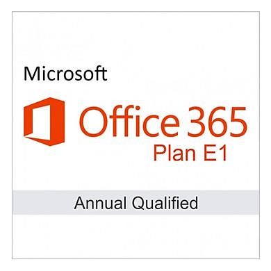 Phần Mềm Bản Quyền Office 365 PE1Open Shrdsvr SNGL Subsvl OLP NL Annual Qlfd (Q4Y-00003) - Hàng Chính Hãng