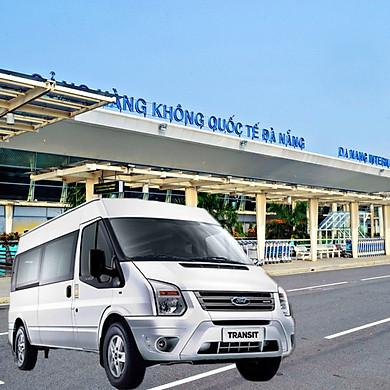 Xe 16 chỗ đón - tiễn sân bay Đà Nẵng