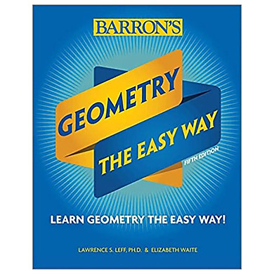 Geometry: The Easy Way (Barron's Easy Way)