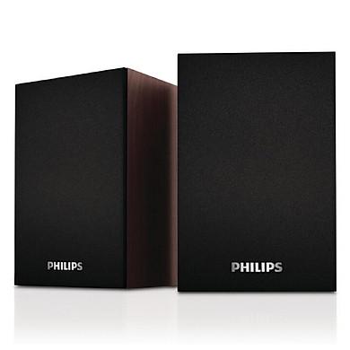 Loa PHILIPS Đa Phương Tiện (SPA2341) (2.1 Kênh) - Màu Đen