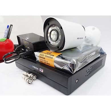 Trọn bộ camera KBVISION 2.0 MP Full HD - Hàng Chính Hãng