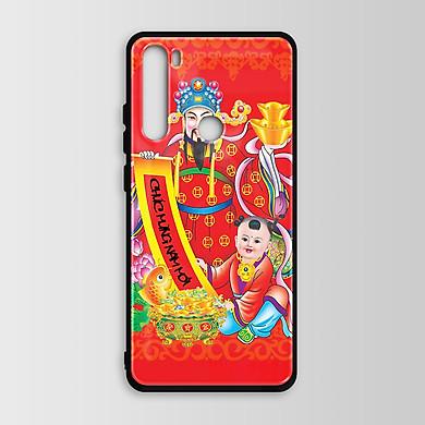 Ốp lưng kính dành cho Xiaomi Redmi Note 8 Pro in hình Mùa Xuân Tết đa dạng - M10