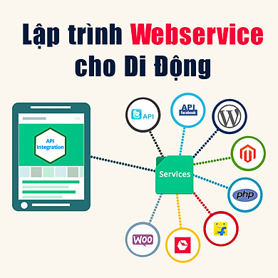Khóa Học Lập Trình Webservice Cho Di Động