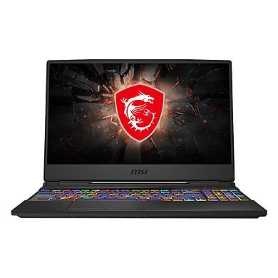 Laptop MSI GL65 9SDK-254VN (Core i7-9750H/ 8GB DDR4 2666MHz/ 512GB SSD M.2 PCIE/ GTX 1660Ti 6GB/ 15.6 FHD IPS 120Hz/ Win10) - Hàng Chính Hãng
