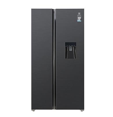 Tủ lạnh Side By Side Inverter Electrolux 606 lít ESE6141A-BVN – Hàng chính hãng (chỉ giao HCM)