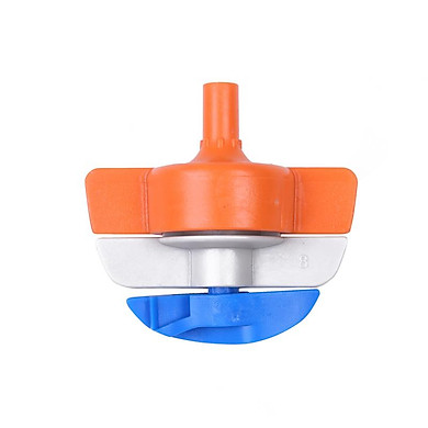Combo 10 đầu tưới xoay 360° Spinnet ren 21