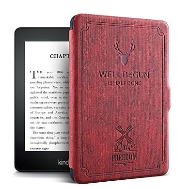 Bao Da Máy Đọc Sách Kindle (8th) - Mẫu WELL BEGUN