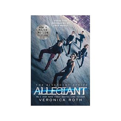Allegiant (Divergent, Book 3) Paperback