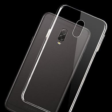 Ốp lưng cho Samsung Galaxy J7 Plus dẻo, trong suốt