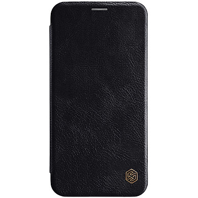 Bao da iPhone XS Max Nillkin QIN chính hãng có ngăn đựng thẻ- hàng chính hãng