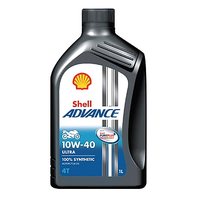 Nhớt Xe Shell Advance Ultra 10W40  (1L)